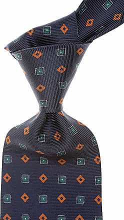 Ties On Sale, Dark Teal Green, Silk, 2017, one size Ermenegildo Zegna
