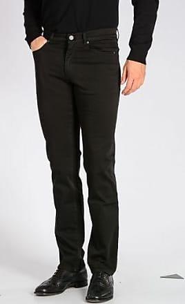 Z ZEGNA 19 cm Stretch Cotton Denim Jeans Fall/winter Ermenegildo Zegna