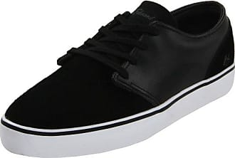 La Brea 5101000116, Unisex - Erwachsene, Sneaker, Schwarz (black/white), EU 45 (US 11) eS