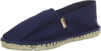 Espadrij l'originale classic 100, Unisex-Erwachsene Espadrille Halbschuhe, Blau (Blau (marine 46) 46), EU 43