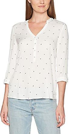 117ee1f001, Blouse Femme, Multicolore (Off White 110), 38 (Taille Fabricant: 36)Esprit