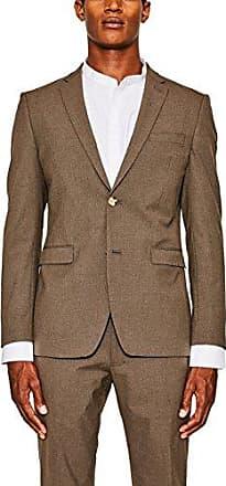 Esprit 077eo2g002, Veste de Costume Homme, (Light Taupe 260), 48