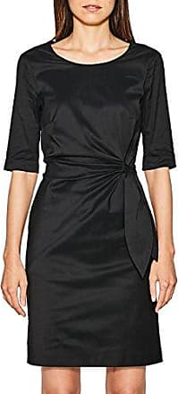 Esprit 097eo1e012, Robe Femme, (Black 001), 34