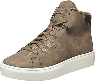 Desire Bootie, Sneakers Hautes Femme, Noir (Black), 36 EUEsprit