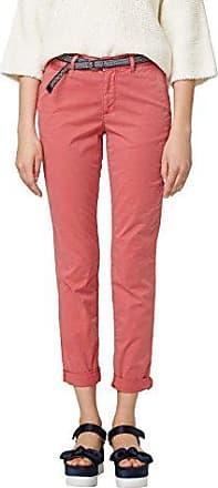 038ee1b001, Pantalon Femme, Rose (Light Pink 690), 42 (Taille Fabricant: 40)Esprit