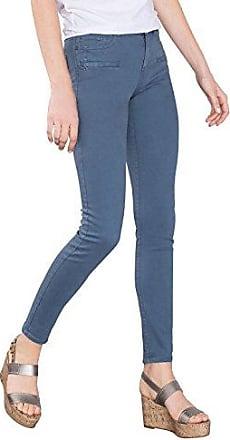 998ee1b801, Pantalon Femme, Bleu (Blue 430), 40 (Taille Fabricant: 38/32)Esprit