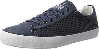 Esprit Lizette Lace Up, Zapatillas para Mujer, Azul (400 Navy), 39 EU