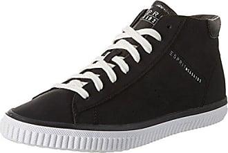 Miana Bootie, Sneakers Hautes Femme, Noir (Black), 36 EUEsprit