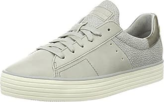 Esprit Astro Lace Up, Zapatillas para Mujer, Gris (Medium Grey), 42 EU
