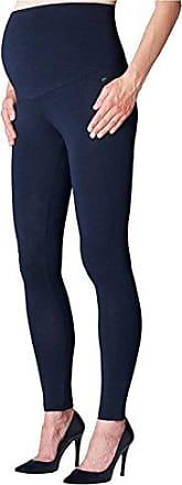 Esprit Legging OTB M84122, Leggings Premamá para Mujer, Azul (Night Blue), 42 (Talla del Fabricante: L/XL)