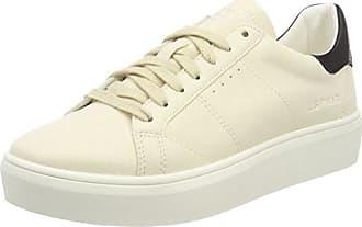 Esprit Elda Lace Up, Zapatillas para Mujer, Gris (Pastel Grey), 39 EU