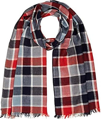 Womens 027ea1q Scarf, Red (Cherry Red), One Size (Manufacturer Size: 1SIZE) Esprit