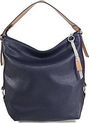 Esprit Damen Handtasche Tasche Henkeltasche Cheryl Hobo Blau 028EA1O042-E400 Esprit