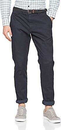 127eo2b006, Pantalon Homme, Bleu (Navy 400), 50 (Taille Fabricant: 33)Esprit
