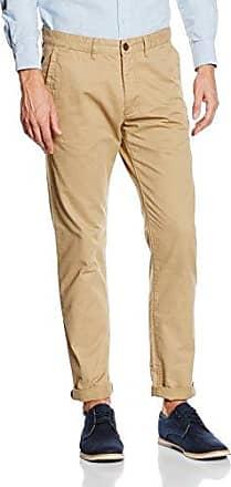 125EE2B015 - Pantalon - Droit - Homme - Beige (Khaki Beige) - W31/L32 (Taille Fabricant: DE: W31/L32)Esprit