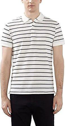Esprit 027ee2k044, Polo Homme, Blanc (White), Medium