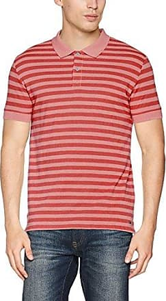 067ee2k008, Polo Homme, Rouge (Coral Red 640), MediumEsprit