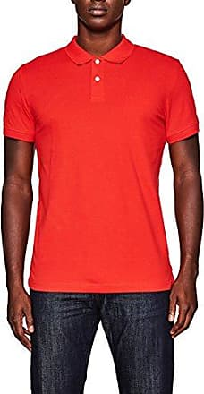 998ee2k808, Polo Homme, Rouge (Orange Red 635), X-LargeEsprit