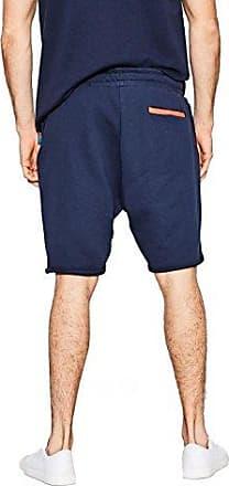 Cooper, Shorts para Hombre, Azul (Navy), 34 Gabicci Vintage 1973