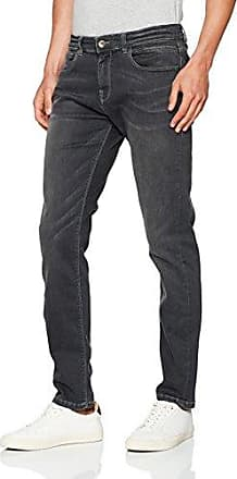 Mens Straight Fit Jeans - Grey - Grau (089 coated grey) - 36/36 (Brand size: 36/36) Esprit