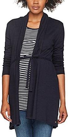 Esprit Cardigan Knit Long U1784504, Chaqueta de Punto Premamá para Mujer, Blau (Night Blue 486), 42
