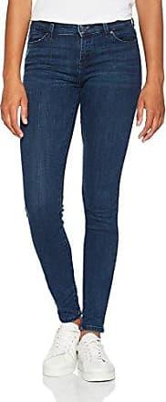 Esprit 107ee1b016, Vaqueros Skinny para Mujer, Azul (Blue Rinse 900), W27/L32