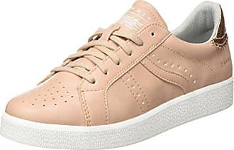 Astro Lace Up, Sneakers Basses Femme, Beige (Nude), 39 EUEsprit