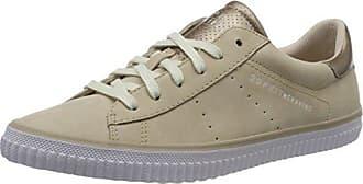 Sandrine, Sneakers Basses Femme, Beige (Skin Beige 280), 38 EUEsprit