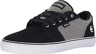Etnies Barge LS, Zapatillas de Skateboard Hombre, Gris (Dark Grey/Black 022), 43 EU (9 UK)
