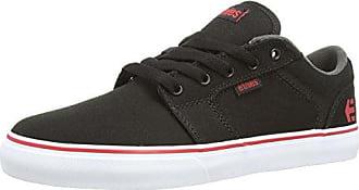 Etnies Jefferson, Zapatillas de Skateboarding para Hombre, Negro (Black 001), 43 EU