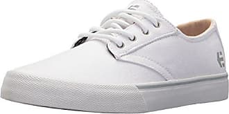 EtniesBARGE LS W'S - Zapatillas de Skateboard Mujer, Color Blanco, Talla 41 (Talla Fabricante: 7 UK)