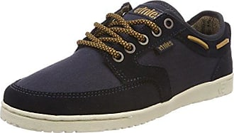 Barge LS, Chaussures de Skateboard Homme - Bleu - Blue (Black/Blue/White), 41.5 EU EUEtnies