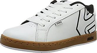 Etnies The Scam, Zapatillas de Skateboarding para Hombre, Marfil (White 100), 42 EU