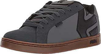 Kingpin, Chaussures de Skateboard Homme, Gris (Grey/Black/Gold), 41.5 EU (7.5 UK)Etnies