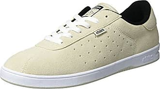 Etnies Jameson Vulc LS Ws, Zapatillas de Skateboard para Mujer, Blanco (100-White), 38.5 EU Etnies