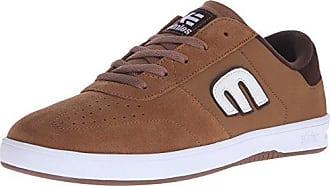 Etnies 4201000297 - Zapatillas de Tela Mujer, Color Marrón, Talla 41.5 EU