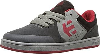 Etnies Rvm Vulc Kid Jr Schuhe High Tops Leder Sport Footwear Trainer Kinder
