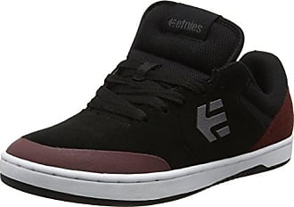 Etnies Jefferson, Scarpe da Skateboard Uomo, Grigio (Grey/Black/Silver), 38 EU