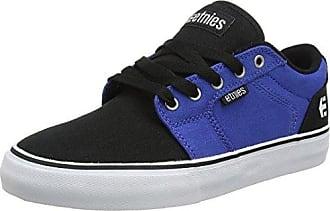 Etnies Jefferson, Chaussures de Skateboard Homme, Bleu (401-navy), 40 EU