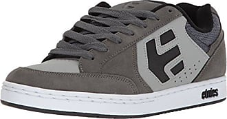Etnies Swivel, Chaussures de Skateboard Homme, Blanc (White Grey Black), 45 EU