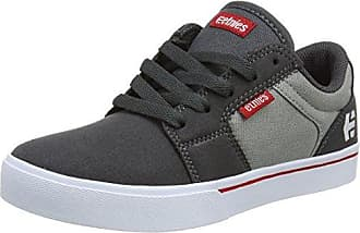 Etnies Rvm Vulc Kid Jr Schuhe High Tops Leder Sport Footwear Trainer Kinder