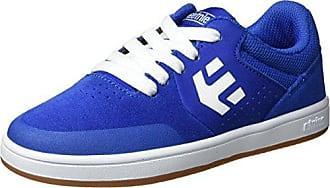 Etnies Kids Marana, Unisex-Kinder Skateboardschuhe, Blau (Navy/Gum), 36 EU