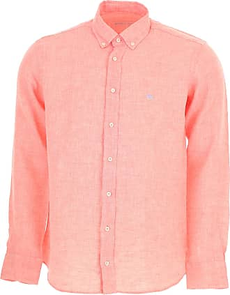 Shirt for Men On Sale, Sky, linen, 2017, 15.75 Etro
