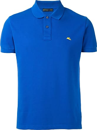 Polo Shirt for Men On Sale, Red, Cotton, 2017, L S Etro