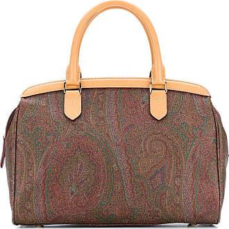 Handtasche mit Print - Mehrfarbig Etro