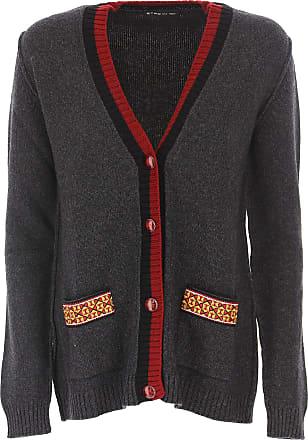 Sweater for Women Jumper On Sale, Grey, Wool, 2017, 10 Etro