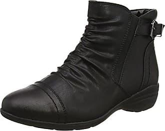 Evans Extra Wide Glitter Lace, Sneaker Donna, Nero (Black 01), 37 EU