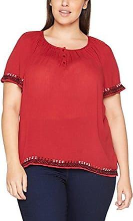 EVANS Lace, Camiseta sin Mangas para Mujer, Rojo (Red 15), 48