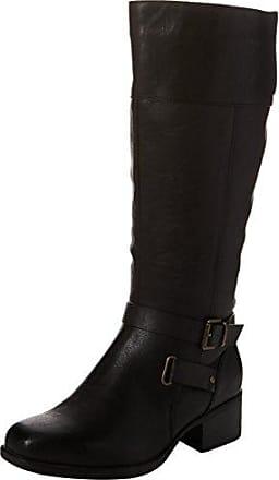 Shoot - botas estilo motero Mujer , color Marrón, talla 40