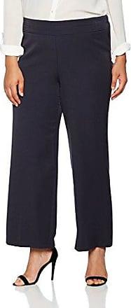 EVANS Wide Leg, Pantalones para Mujer, Azul (Navy 23), 50